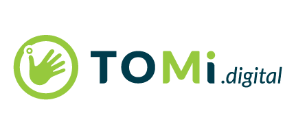 Blog TOMi Digital Logo